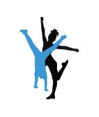 Dans en Turnkring Antverpia Logo